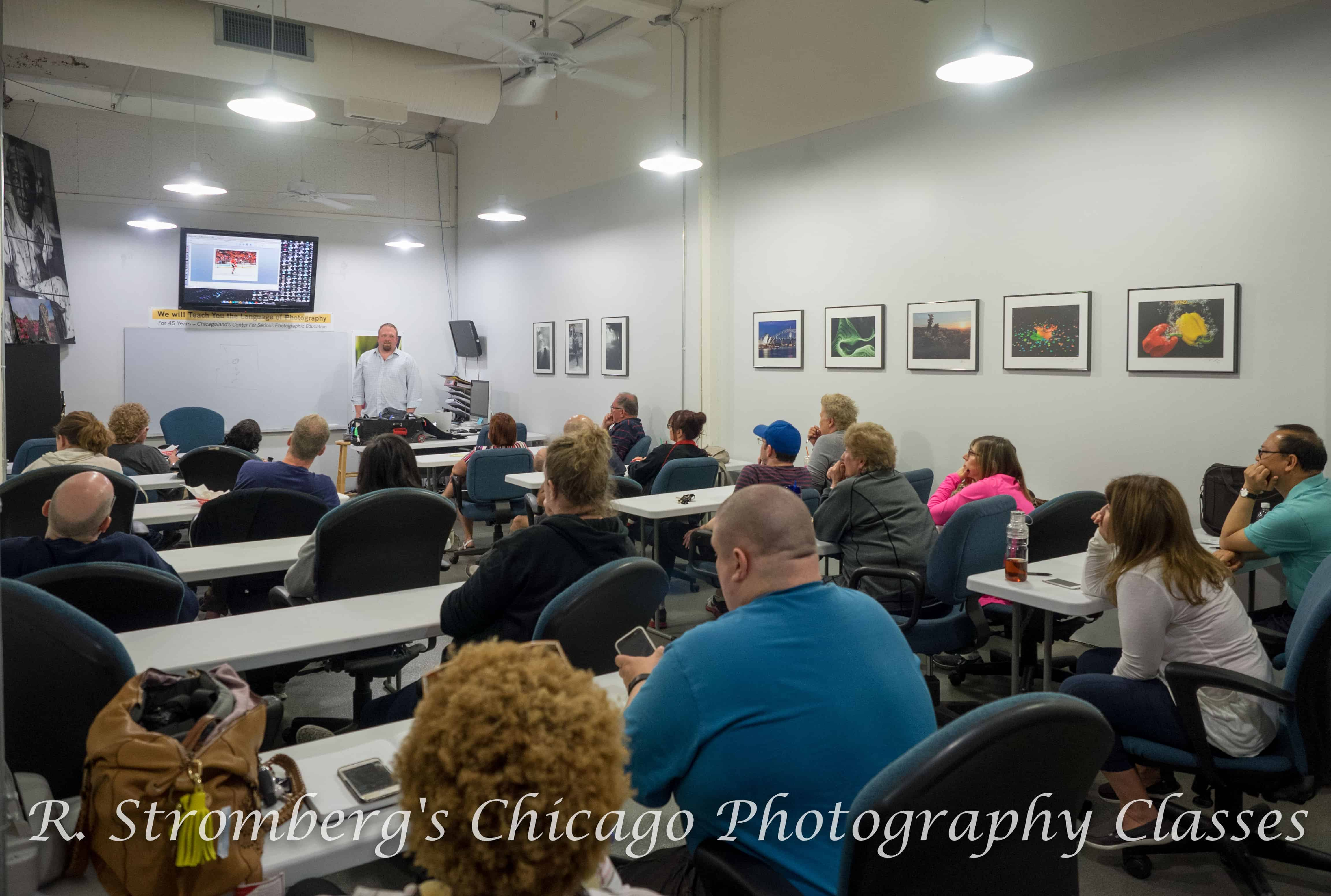 Photography Classes Chicago >> Free 90 Minute Camera Workshop