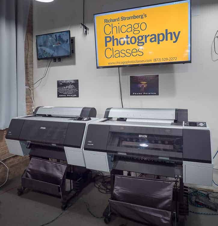Photography Classes Chicago >> One Day Mastering Large Format Printing